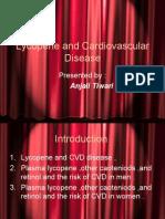Lycopene and Cardiovascular Disease