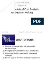 Chapter 4 cost accounting