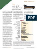 Nature Reviews Drug Discovery 12(12), 901–902 (2013)