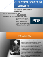 Presentación (taylorismo)2