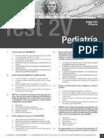 TEST 2V Pediatría