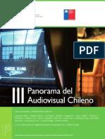III Panorama Del Auddiovisual Chileno Para Web