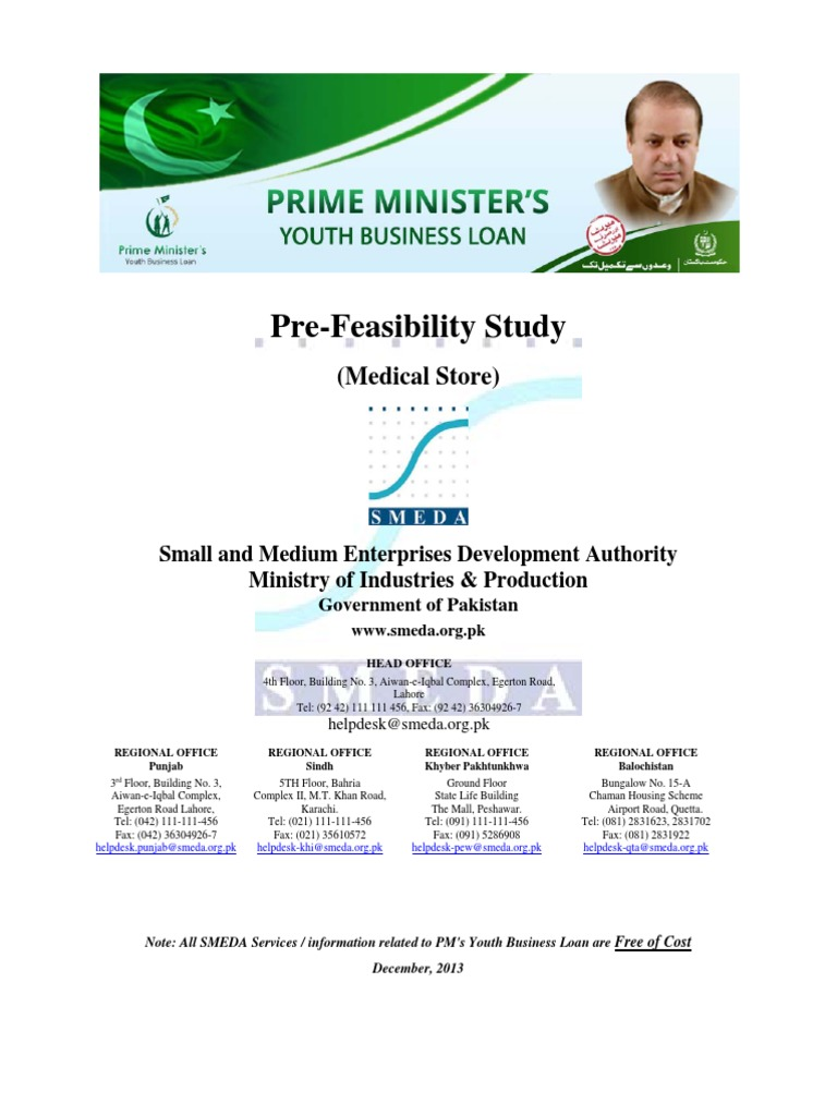 smeda feasibility reports 2019