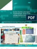 "Pengalaman Pengelolaan ""Taman Pintar Yogyakarta"