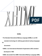 XHTML new