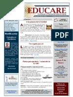 Newsletter Educare nº 18-Diciembre-II
