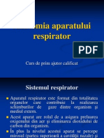 4. Anatomia Aparatului Respirator