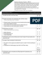 spp13compliance checklist