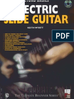 Guitar Book - Electric Slide Guitar