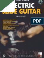 Guitar Book - Electric Slide Guitar