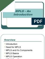 17297176 MPLS Presentation