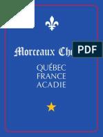 Marois, Françoise et al. , Morceaux choisis, coll. Université York, Toronto