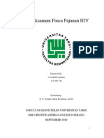 Referat Penatalaksanaan Pasien Pajanan HIV