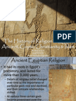 2c. History of Religion - Powerpoint