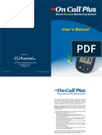 On-Call Plus Product Insert~3146file1