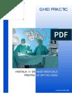 Ghid Instalatii de Gaze Medicale