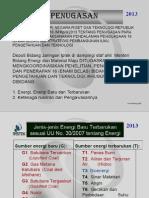 Pengembangan Jaringan IPTEK dalam Bentuk Forum Energi Baru Terbarukan-2
