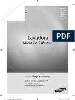 Manual Lavadora WA12N