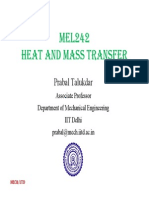 HEAT TRANFER LECTURE NOTES
