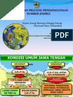 Potensi Dan Peluang Pendayagunaan Sumber Energi