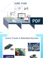 Latest Trends in Embedded Systems