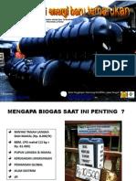 Biogas sebagai Energi Alternatif Baru Terbarukan