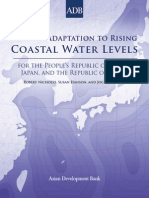 Cost of Adaptation to Rising Coastal Water Levels for the People's Republic of China, Japan, and the Republic of Korea