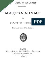 Maconnisme Et Catholicisme 000000681