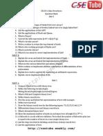 Cs2201 Data Structures