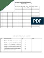 Pg Test Format