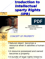 Introduction to IPR