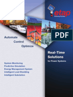 Etap Realtime Power Management