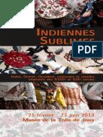 """""""Indiennes Sublimes"""", Musée de la Toile de Jouy"""