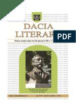Dacia Literara 3-4 2013