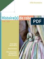 Histoires de Robes