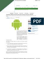 Aprenda Codigos Secretos Para Android