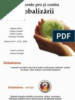 Pro Contra Globalizare