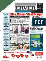 Liberian Daily Observer 12/4/2013
