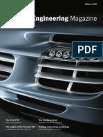 Porsche Engineering Magazine 2008/1