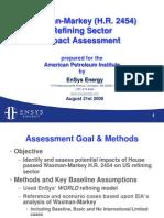 ENSYS Cap and Trade Briefing 8-20-09
