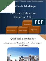 SEMINÁRIO G. DE MUDANÇA