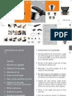 Libro de Instrucciones WMF Perfect Pro+Receptes+Tabla Tiempos Coccion