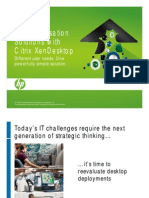3-1 hp client virtualization solutions with citrix xendesktop_final