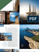 Islands Magazine Mallorca Cruise