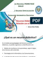 recursos didácticos y el aprendizaje