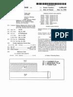 US5498418 Nitroglycerine Plaster