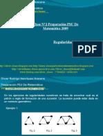 Presentación N°4 PSU De Matemática - Regularidades Numéricas