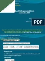 Presentación N°6 PSU De Matemática - Números Irracionales y Reales- Raices
