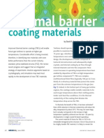 Thermal Barrier Coating
