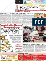 Huron Hometown News - December 5, 2013